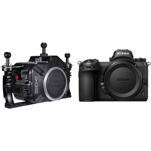 Nimar Nimar M-PRO Underwater Housing and Nikon Z7 Mirrorless Camera Body Kit