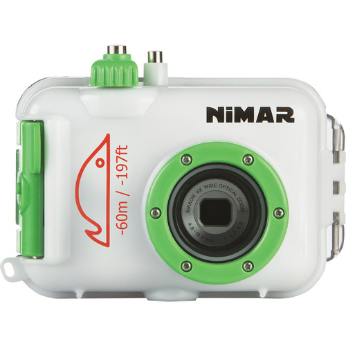Nimar Underwater Housing for Nikon COOLPIX S2600, S2800, S2900, or A100