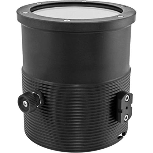 Nimar Flat Port with Focus Gear for Schneider Kreuznach 80mm f/2.8 LS Lens