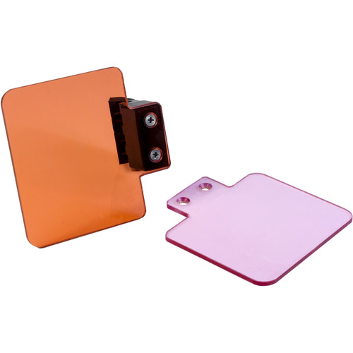 Nimar URPro Orange and Purple Color Correction Filter Set for NIHERO GoPro Housing