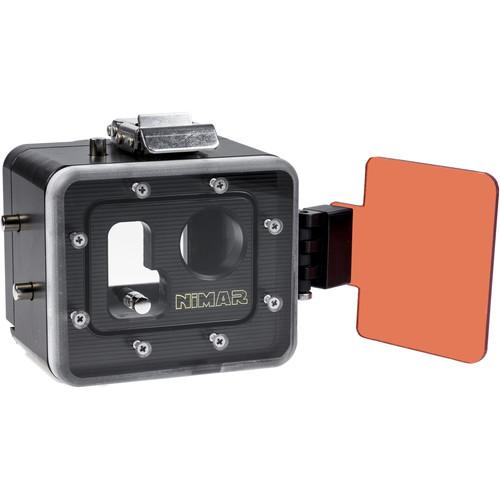 Nimar Orange Correction Filter Set for Deep Housing for GoPro