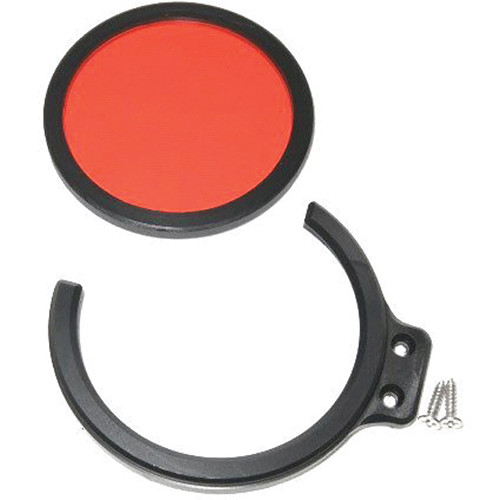 Nimar 45mm UR Pro Red Correction Filter Set for NIAW120 Housing for Nikon COOLPIX AW120