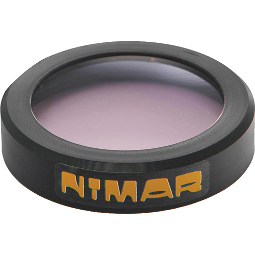 Nimar 57mm UR Pro Purple Correction Filter for Select Nimar Underwater Housings
