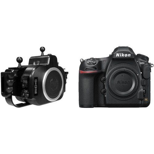 Nimar Pro Housing and Nikon D850 Camera Body Kit