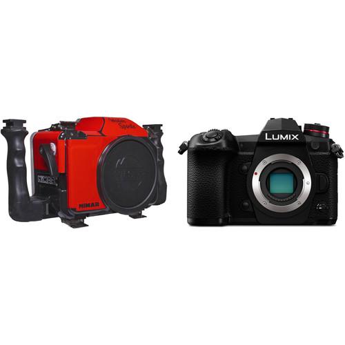 Nimar Water Sports Housing and Panasonic Lumix DC-G9 Camera Body Kit