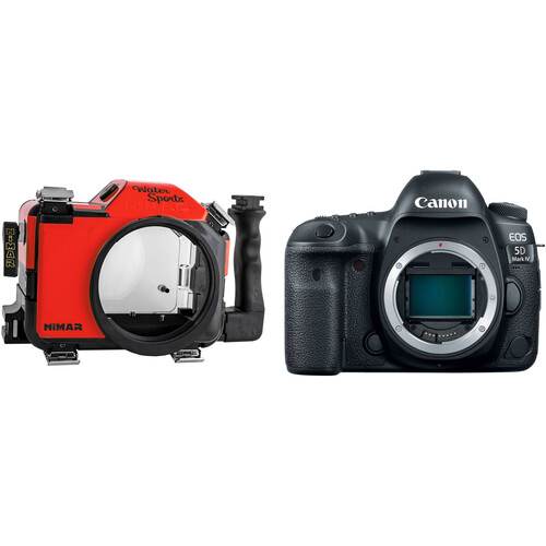 Nimar Water Sports Housing and Canon EOS 5D Mark IV Camera Body Kit
