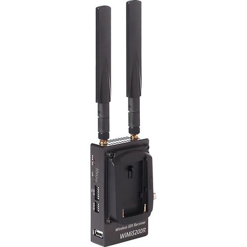 Nimbus WiMi5200A Wireless 3G-SDI H.264 Decoder/Receiver