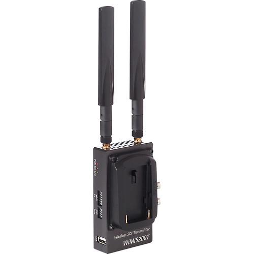 Nimbus WiMi5200A Wireless 3G-SDI H.264 Encoder/Transmitter