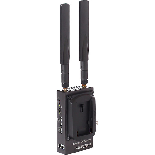 Nimbus WiMi5200 Wireless 3G-SDI H.264 Decoder/Receiver