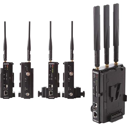 Nimbus WiMi6220 3000' Wireless HD/3G-SDI, HDMI with Low Latency (80ms)
