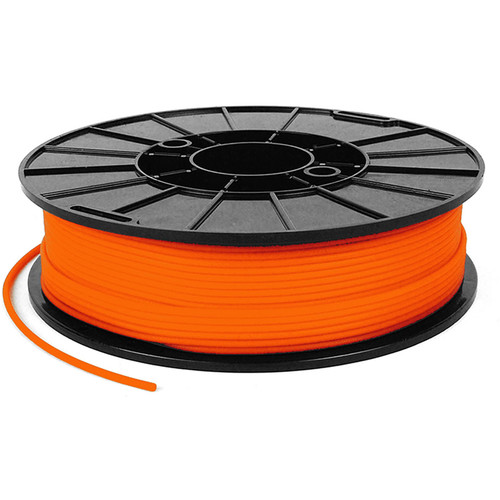 Ninjatek Ninjaflex 1.75mm TPU Flexible Filament (1.1 lb, Lava)