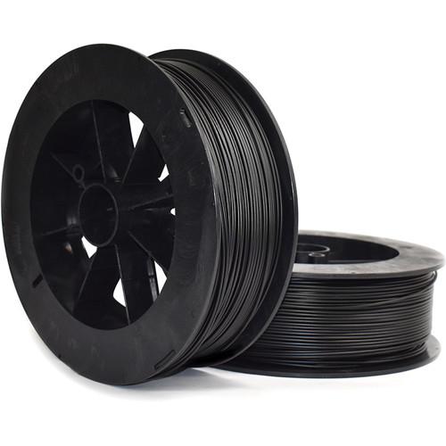 NinjaTek Armadillo 3mm 75D TPU Nylon Alternative Filament (2kg, Midnight)