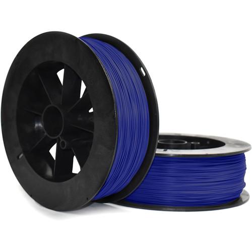 NinjaTek Armadillo 1.75mm 75D TPU Nylon Alternative Filament (2kg, Sapphire)