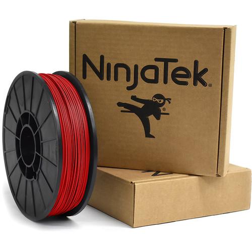 NinjaTek Armadillo 1.75mm 75D TPU Nylon Alternative Filament (1kg, Fire)