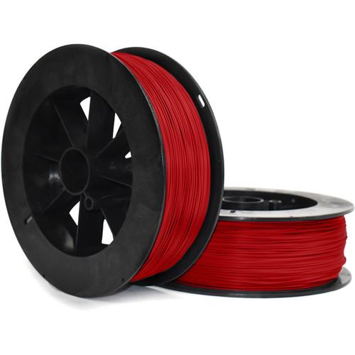 NinjaTek Armadillo 1.75mm 75D TPU Nylon Alternative Filament (2kg, Fire)