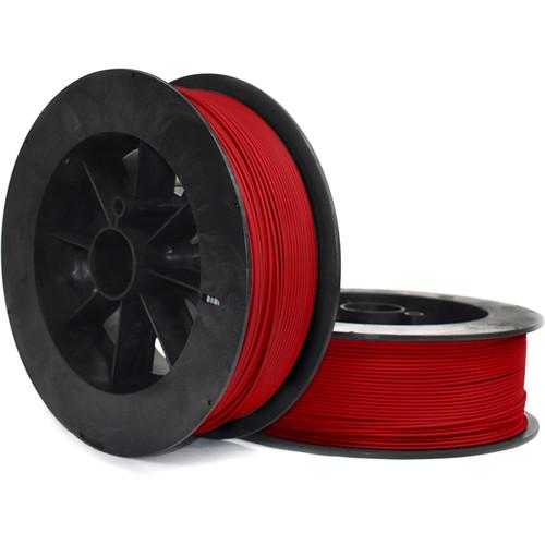 NinjaTek Armadillo 3mm 75D TPU Nylon Alternative Filament (2kg, Fire)
