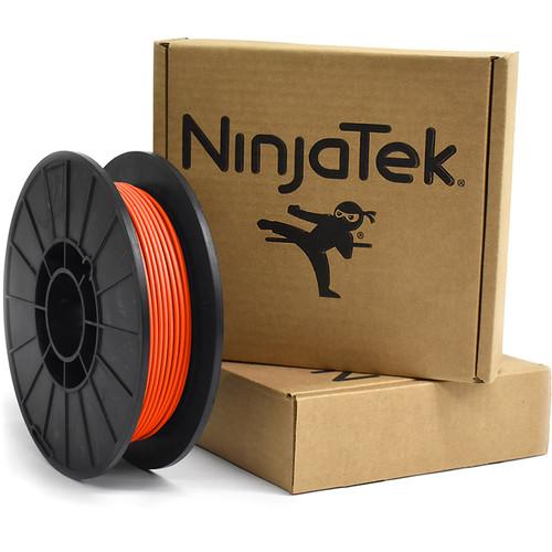NinjaTek Armadillo 3mm 75D TPU Nylon Alternative Filament (0.5kg, Lava)