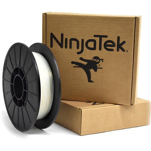 NinjaTek Armadillo 1.75mm 75D TPU Nylon Alternative Filament (0.5kg, Water)