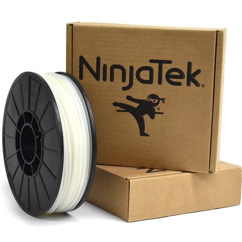 NinjaTek Armadillo 3mm 75D TPU Nylon Alternative Filament (1kg, Water)