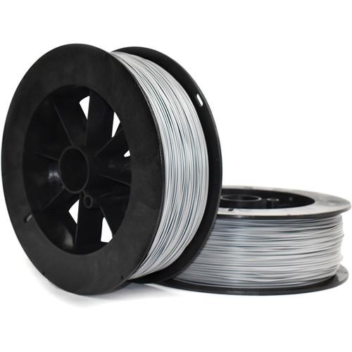 NinjaTek Armadillo 1.75mm 75D TPU Nylon Alternative Filament (2kg, Steel)