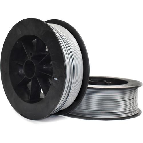 NinjaTek Armadillo 3mm 75D TPU Nylon Alternative Filament (2kg, Steel)