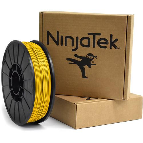 NinjaTek Cheetah 1.75mm 95A TPU Flexible Filament (1kg, Sun)