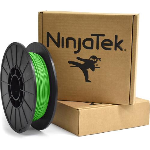 NinjaTek Cheetah 1.75mm 95A TPU Flexible Filament (0.5kg, Grass)