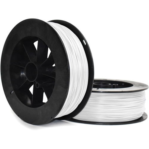 NinjaTek NinjaFlex 1.75mm 85A TPU Flexible Filament (2kg, Snow)