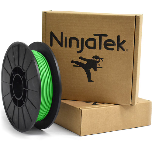 NinjaTek NinjaFlex 3mm 85A TPU Flexible Filament (0.5kg, Grass)