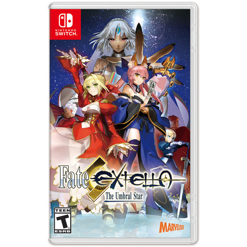 Nintendo Fate/EXTELLA: The Umbral Star (Nintendo Switch)