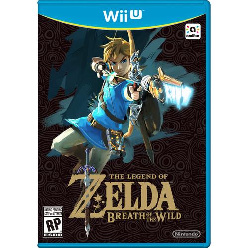 Nintendo The Legend of Zelda: Breath of the Wild (Wii U)