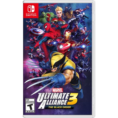 Nintendo Marvel Ultimate Alliance 3: The Black Order (Nintendo Switch)