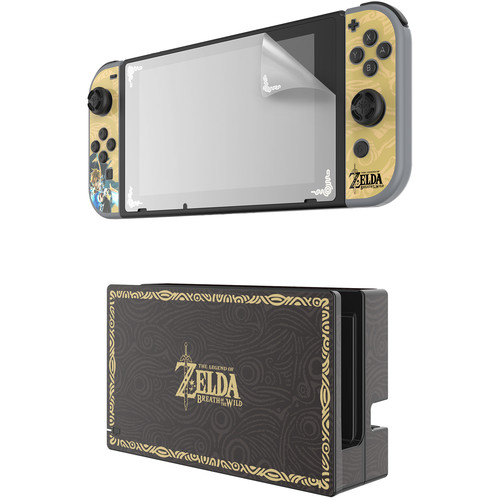 Performance Designed Products Zelda Play and Protect Skins for Nintendo Switch