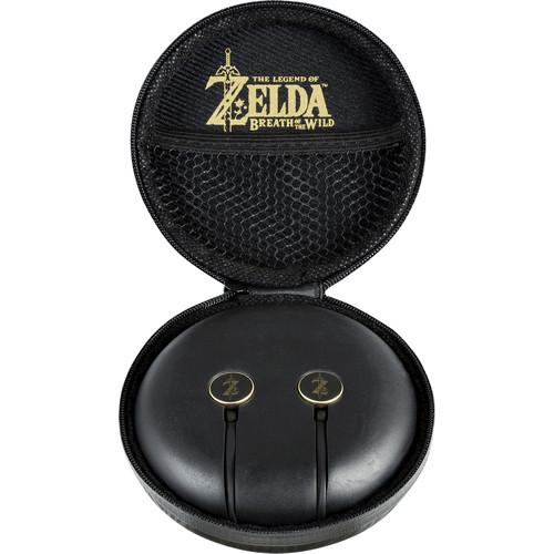 pdp-Performance Designed Prdct Zelda Chat Ear Buds for Nintendo Switch