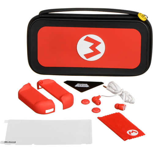 "Performance Designed Products Switch Starter Kit (Mario ""M"" Edition)"