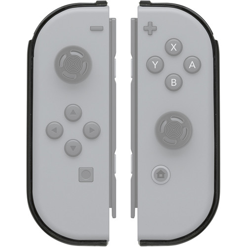 Performance Designed Products Joy-Con Armor Guards (Black, 2-Pack)