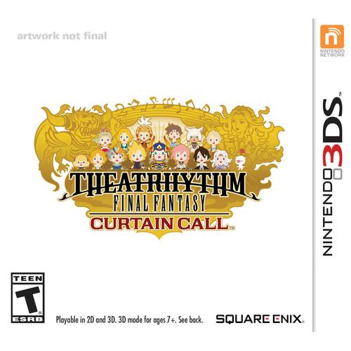 SQUARE ENIX Theatrhythm FINAL FANTASY Curtain Call (Nintendo 3DS)