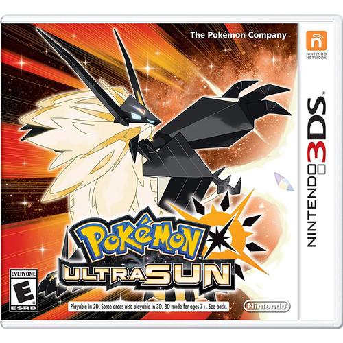 Nintendo Pokemon Ultra Sun (Nintendo 3DS)