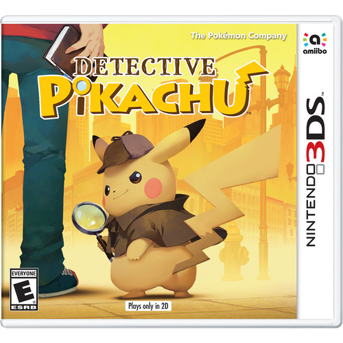 Nintendo Detective Pikachu (Nintendo 3DS)