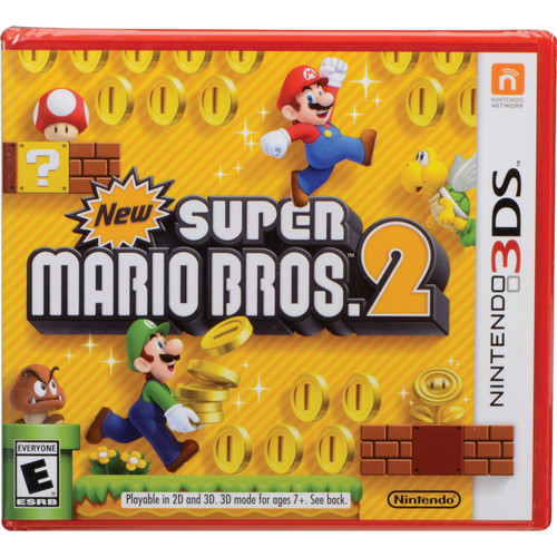 Nintendo New Super Mario Bros. 2 (Nintendo 3DS)