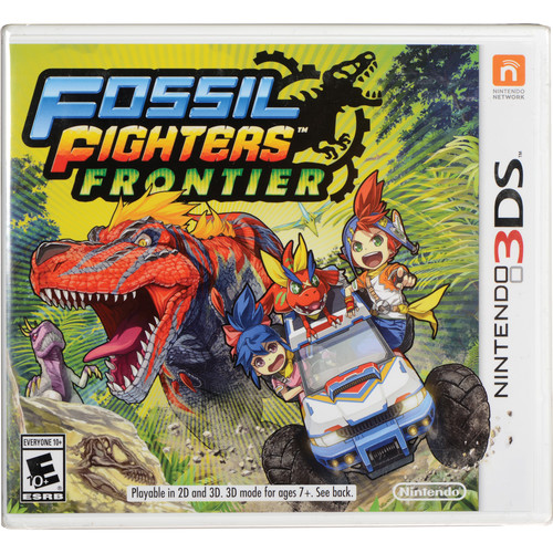 Nintendo Fossil Fighters Frontier (Nintendo 3DS)
