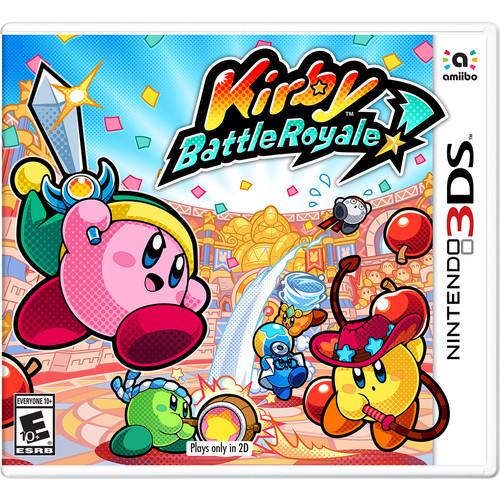 Nintendo Kirby Battle Royale (Nintendo 3DS)