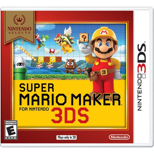 Nintendo Selects: Super Mario Maker (Nintendo 3DS)