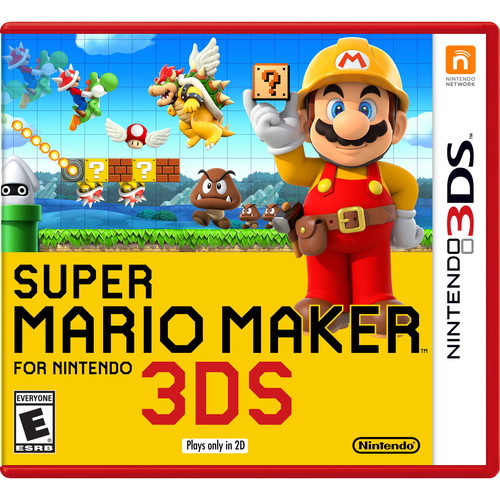 Nintendo Super Mario Maker (Nintendo 3DS)