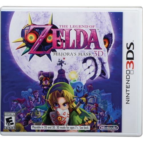 Nintendo The Legend of Zelda: Majora's Mask 3D (Nintendo 3DS)