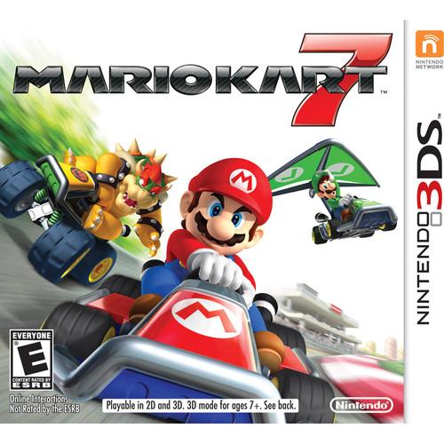 Nintendo Mario Kart 7 (Nintendo 3DS)