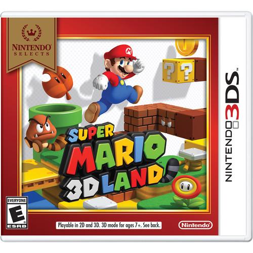 Nintendo Nintendo Selects: Super Mario 3D Land (Nintendo 3DS)