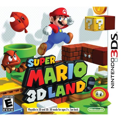 Nintendo Super Mario 3D Land (Nintendo 3DS)