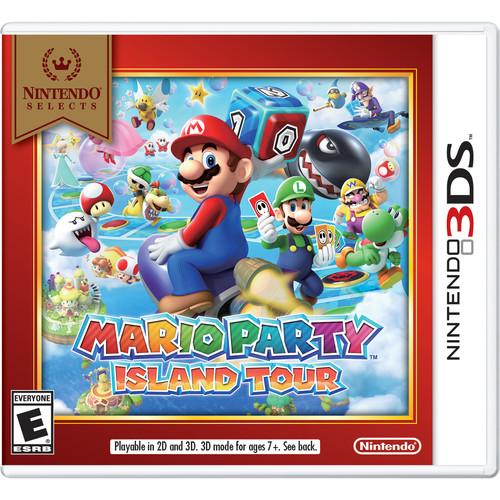 Nintendo Nintendo Selects: Mario Party Island Tour (3DS)