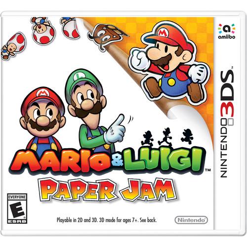 Nintendo Mario and Luigi: Paper Jam (Nintendo 3DS)